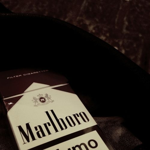 Marlboro Cigarette  Smoking Smoke