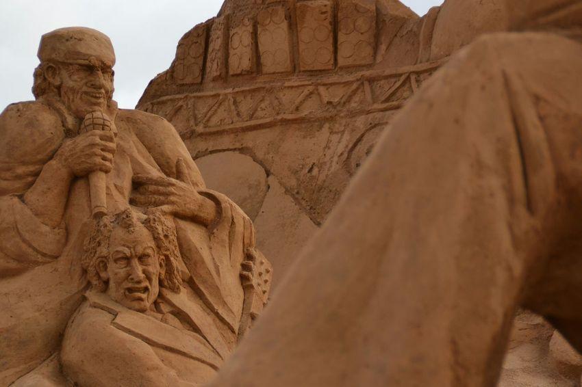 Sand Sculpture Sand Sculpture Park Sand Sculpture Sand Sculptures