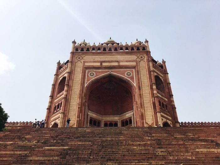 Buland Darwaza India Fatehpur Sikri Agra - India Mughal Architecture Gates