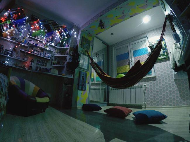 Night Room Hamak Home