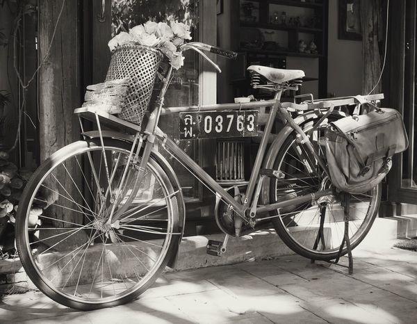 Bike Blackandwhite