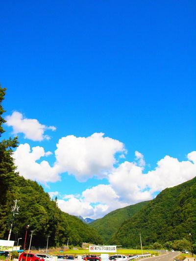仙流荘ー北沢峠ー甲斐駒ケ岳 Sky Mountain 甲斐駒ヶ岳