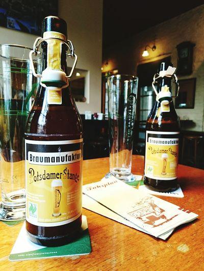 Beerlove. Beer Potsdamerstange Cheers