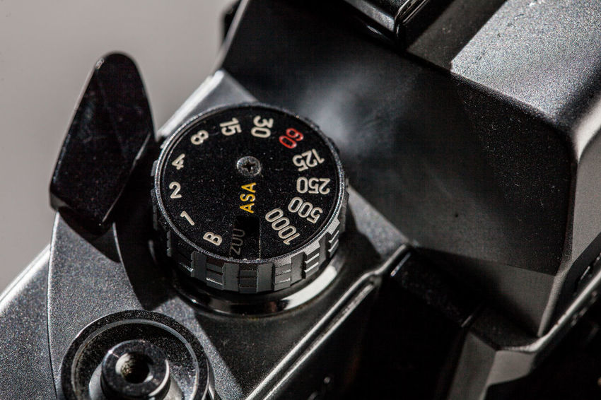 Accuracy Air Vehicle Black Color Close-up Cockpit Communication Control Gauge High Angle View Indoors  Metal No People Number RISK Silver Colored Studio Shot Technology Time Watch Wristwatch