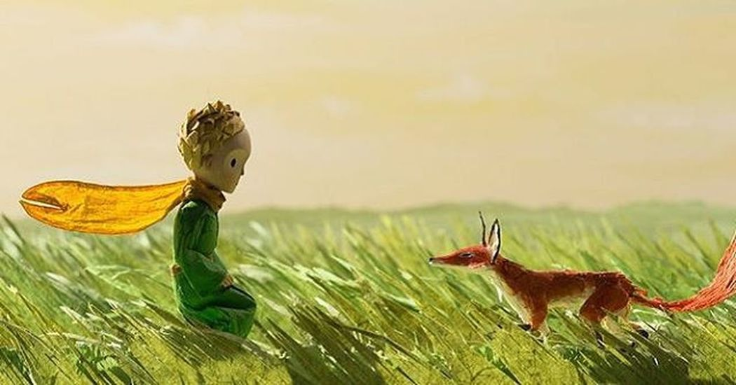 """Jer zauvek si odgovoran za ono sto si pripitomio""...I ko je sad tu kome lisica ? Lepetitprince Fox Child Mood Moment Thinking New Now Interncomunication"