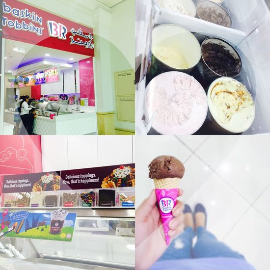 Icecream Baskin Robbins Somuchlove