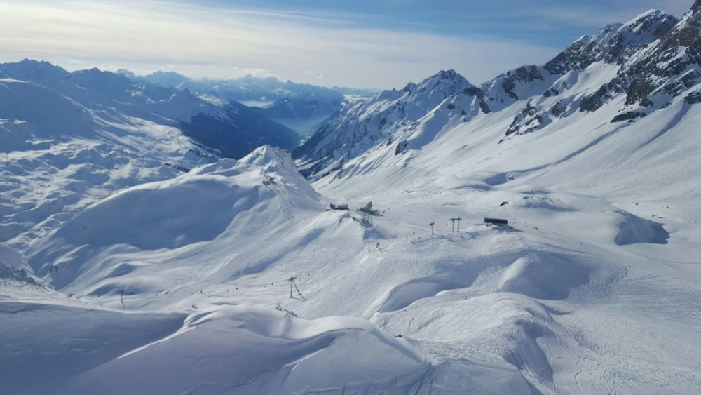 Mountain_collection Enjoying The Moment Catch The Moment Austria Enjoying Life Alpen Winter_collection Moutain View Winterscapes Good Morning Moutainscape Winter Photography Alpesmountain Cloud_collection  Skiing Alps Apres Ski Nature_collection Skiing ❄Nature Photography Mountain View Wintertime Winter Holidays Skiing In Austria 👌 Sankt Anton Am Arlberg