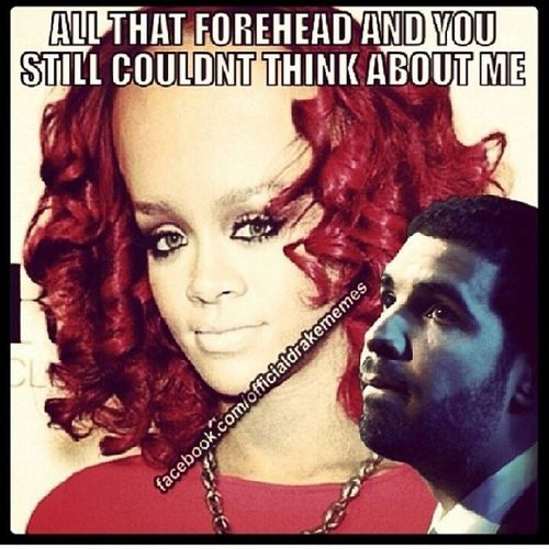 AllThat Forehead Rp DrakeMeme lol