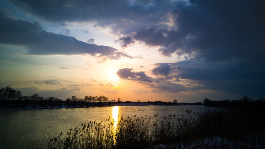 Hokkaido Iwamizawa Landscape Landscape_photography Mobilephotography Skyscapes Sunset 北海道 岩見沢