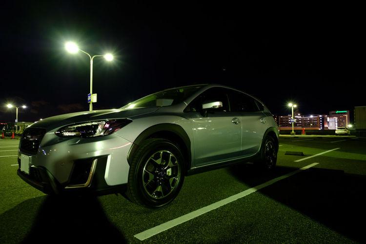Automobile Crostrek Japan Japan Photography Subaru Subaru Xv Car Land Vehicle Subie Transportation Xv すばる スバルXV Nightphotography 幕張
