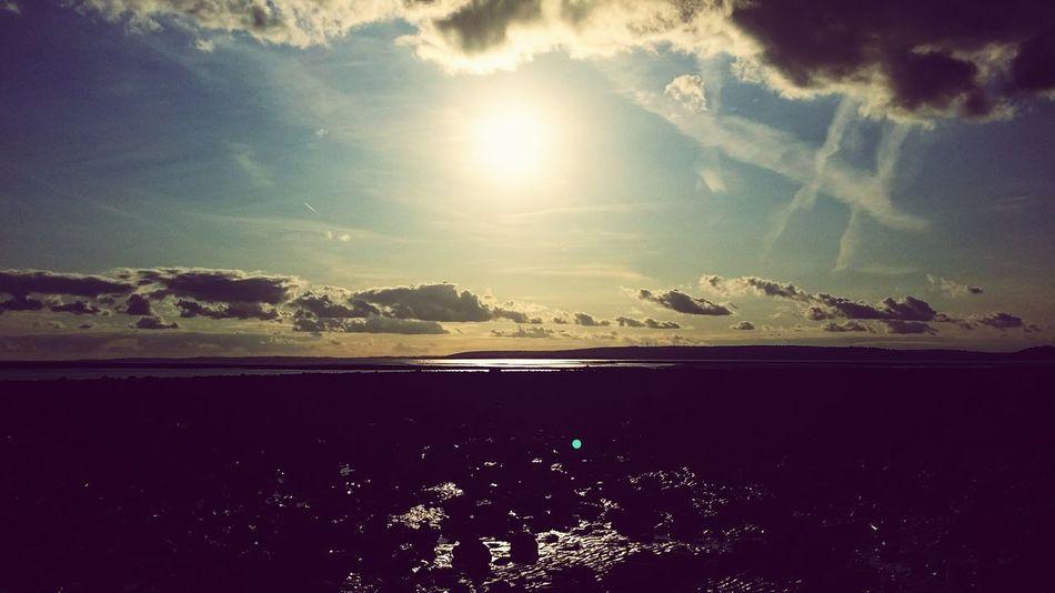Vanishing Point Beachphotography Beach Wales