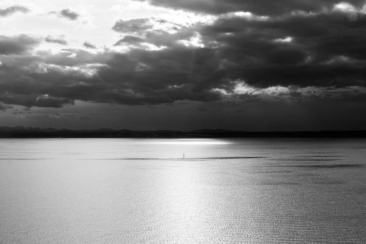 Bodensee Lake Constance Weather Wetter Sonnenuntergang Sundown Cloudy Wolken Wolkenhimmerl Cloyds And Sky Wasser Schiffahrt Schwarzwald Cloud - Sky Sky Water Sea Storm Nature Horizon Over Water Waterfront Storm Cloud Outdoors Sturm Gewitter