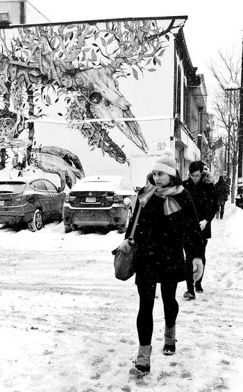 Under Pressure Snow Storm Facing Your Giants Harshtimes Eye4black&white  EyeEm Best Edits