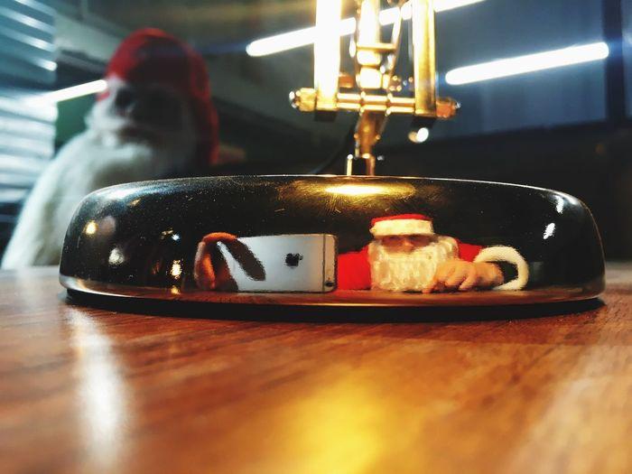 #cristmas Table Indoors  Close-up Illuminated Selective Focus First Eyeem Photo