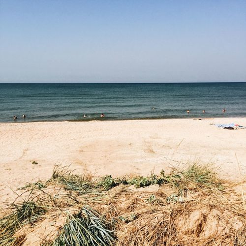 Sea Beach Russia Sky Day Beauty In Nature Horizon Over Water Sand Water Clear Sky Scenics Nature Beauty In Nature Tranquil Scene Tranquility Outdoors Vacations No People