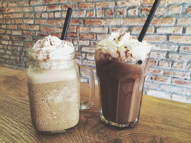 Yum!???? Frappuccino Chocolate