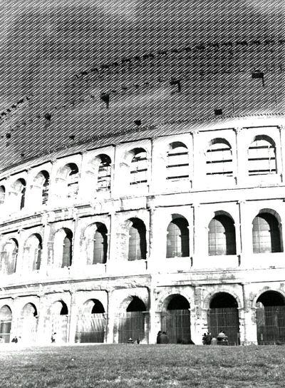 Sketch Colosseo Roma Amor Photoshop Monumentour EyeEm Italy Elaborata Pulitzer Prize Photo