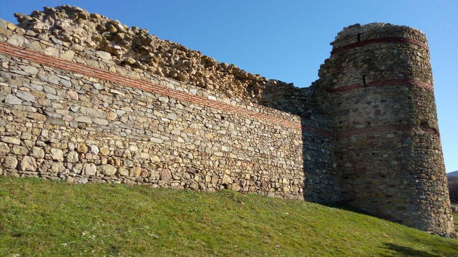 Mezek Fortress, Bulgaria Fortress Wall Fortress Fortress Of Stone Ancient Fortress Mezek Bulgaria❤️