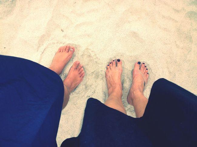 Barefoot Penaareia