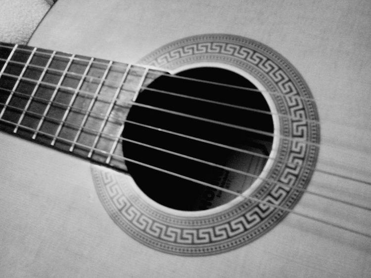 Music <3 Live Music Gitar Blak And White Blackandwhite Music Hello World Like Hi! гитара