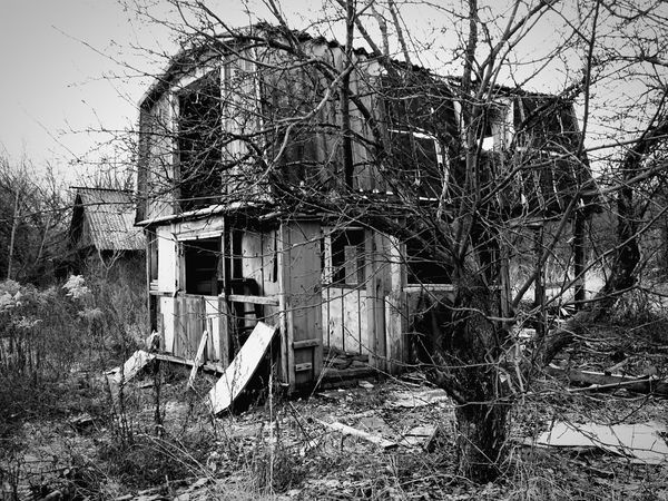 Destroyed Buildings Rotten Places Abandoned Places Abandoned Lost Places Childhood Memories Memories Outdoors Architecture Built Structure The Street Photographer - 2017 EyeEm Awards The Great Outdoors - 2017 EyeEm Awards EyeEmNewHere