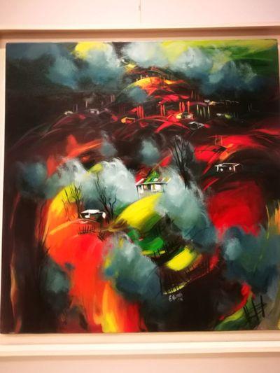 Ekrem Kutlu Painter Istanbul