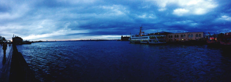 Istanbul - Bosphorus Kadıköy Istanbul Turkey Iphone5s i Sea