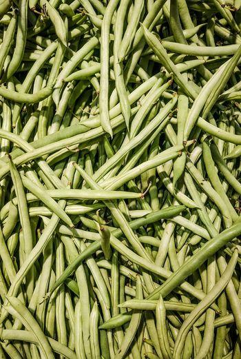 Full frame shot of vegetables for sale in market