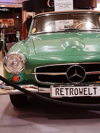 Promo for Classic Cars Retrowelt #theearlyyears #classic #retroclassics Car No People Day First Eyeem Photo