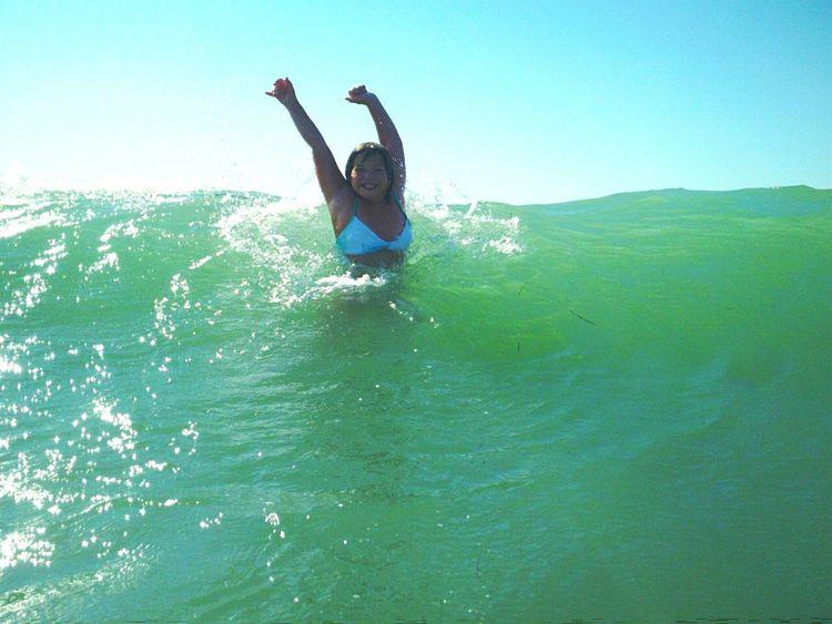 Sean  Summer ☀ турция Kusadasi лето море👻🌊 ВОЛНА волны море солнце волны пляж