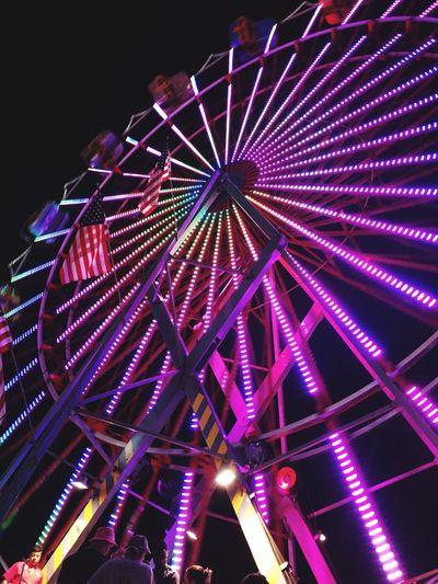 The love wheel  Love Neon Lights