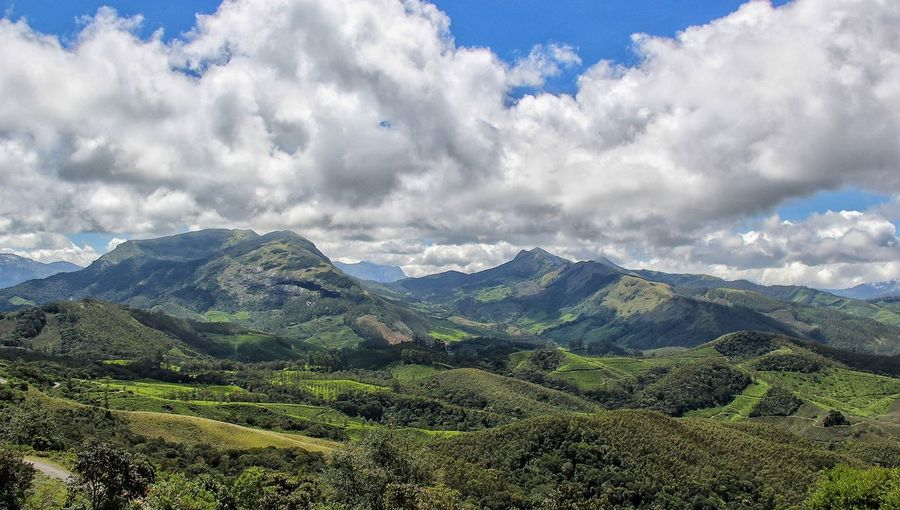 Incredible India Landscape Panoramic View Tea Plantations Lush Green Mountains Gods Own Country Landscape_Collection Landscape_photography Mountain_collection Mountain Range Nature_collection Nature Photography Nature Landscape Landscape_photography Munnar Eravikulam Rajamala Landscapes With WhiteWall The Great Outdoors - 2016 EyeEm Awards