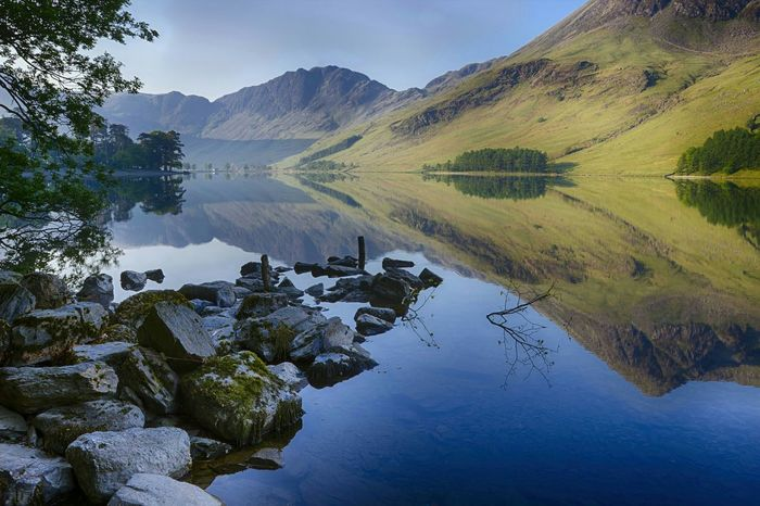 Buttermere Reflection My Best Photo 2014 Landscape_Collection Landscape_photography Landscapes Beautiful Day Reflection EyeEm Best Shots Photography Landscape_Collection Peace And Quiet