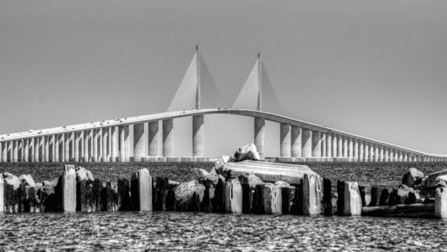 EyeEm Best Shots - Architecture The Explorer - 2014 EyeEm Awards Bridge EyeEm Best Shots - Black + White
