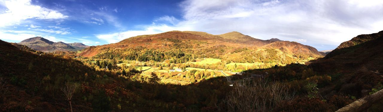 The view as you come out of the Copper mine in Beddgelert :) Eye4photography  Landscape_Collection EyeEm Nature Lover EyeEm Best Shots Nature_collection The Great Outdoors With Adobe