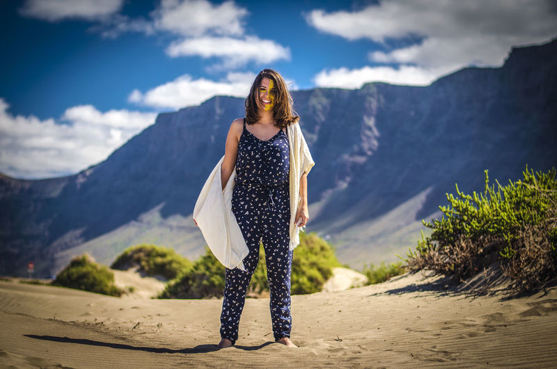 The Following Hanging Out Taking Photos Check This Out Hello World Relaxing Hi! Sea Beach Summer Portrait Model Nikon Girl Lanzarote