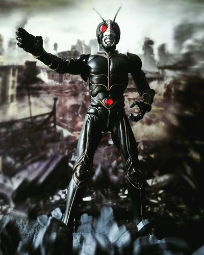 Kamen Rider ZO Toy Photography Super Imaginative Chogokin Kamen Rider Zo Showa Era Tamashiinations Action Figures BANDAI Toys Tokusatsu