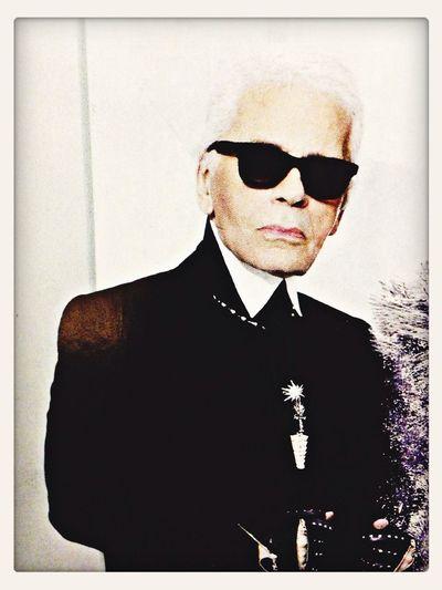 Karl Lagerfeld Legendary Iconic S I C K Wid It.