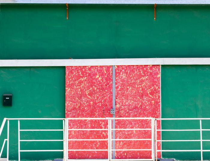 Full frame shot of building