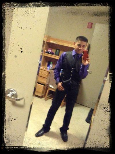 Rockin That Purple ;)