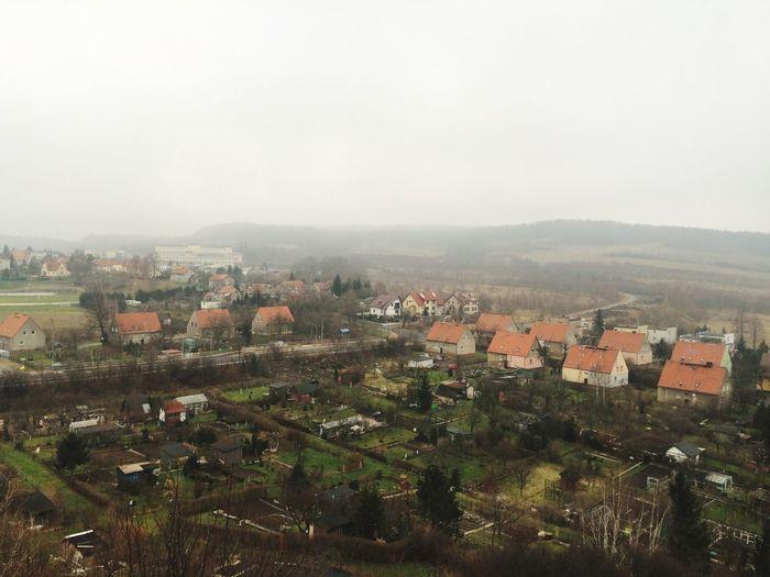 Wałbrzych Piaskowa Góra January View