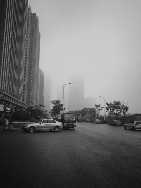 Monochrome Urban
