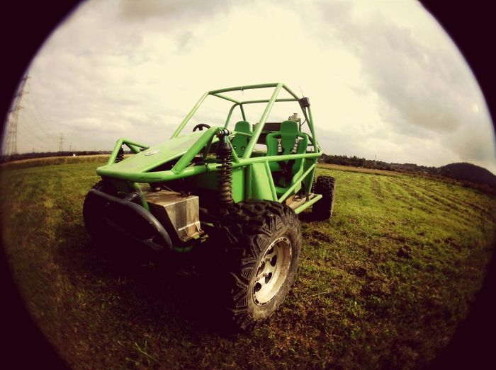 Hoverforce Buggy Off Road Car Need For Speed Green