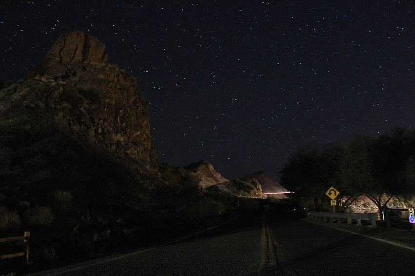 The Great Outdoors - 2015 EyeEm Awards USA On The Road Nightphotography Stars They Only Came Out At Night Car Light