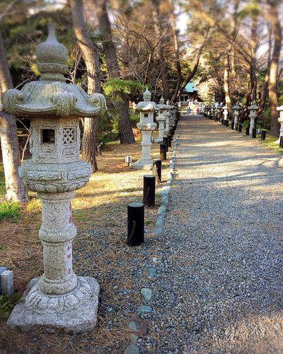 StoneLantern Shrine