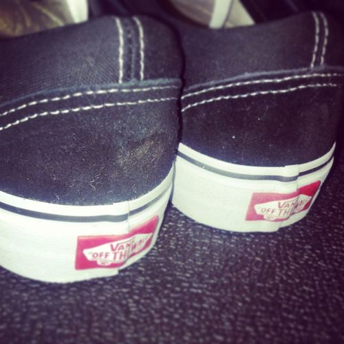 New shoes! *-* Shoes Happy Vans Vans Off The Wall