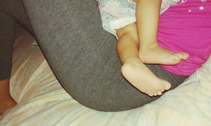 Piesitos hermosos!! Baby Girl Chiquita Piesito Sofia Chofi Bebe Veracruz Puerto Vida