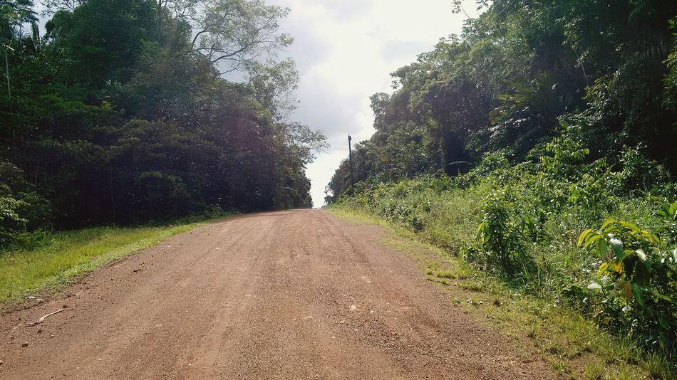 Estradas do interior do estado Interior Estrada De Chão Pissarra Serrado