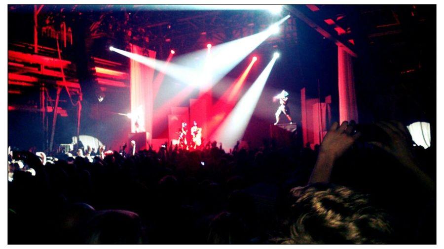 Quality Time Amazing Concert Deichkind