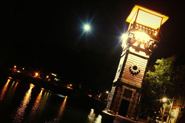 De noche por la ciudad